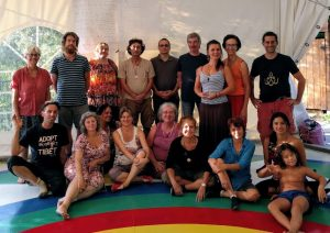 Summer Deepening Course of the Dance of the Song of the Vajra