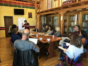 Spoken Tibetan Course with Lobsang Zatul October 16-20