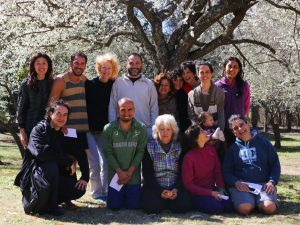 A Special Yantra Yoga Course at Tashigar South, Argentina