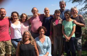 Santi Maha Sangha in Israel