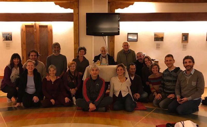 Santi Maha Sangha Base Level Six Mind Trainings
