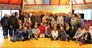 Shangpa Master Denys Brings Open Mindfulness to Merigar West