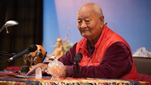 Ati Yoga Teaching and Practice Retreat with Chögyal Namkhai Norbu