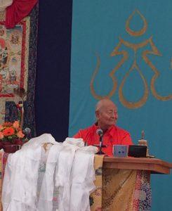 Talks on the Birthday of Chögyal Namkhai Norbu