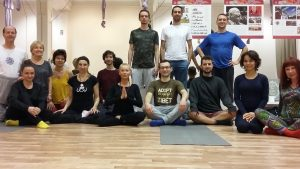 Open Yantra Yoga Course in Lodz, Poland