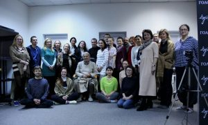 Open Course on Awareness with Elio Guarisco in Minsk Belarus