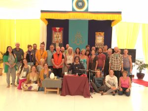 Santi Maha Sangha – Secret Rushen Practices at Dzamling Gar