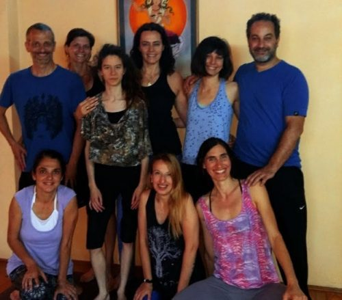 Beginner and Open Level Yantra Yoga Course at La Plata, Buenos Aires, December 2 & 3, 2017 with Leticia Receptor.
