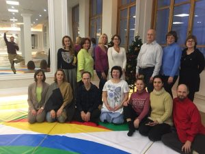 Rinchenling Moscow Vajra Dance Training Courses