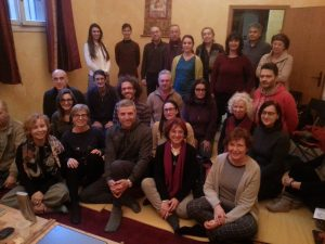 Inner Rushen Course with Alfredo Colitto at Gelegling, Bologna