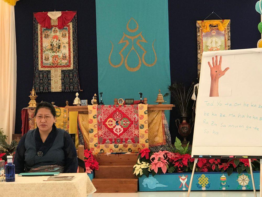 Tibetan Kunye Massage Training with Dr. Phuntsog Wangmo