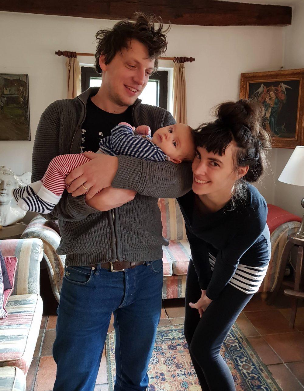 Gréta Štechová, was born on Monday October 9th,2017 at 8:00am in Jablonec nad Nisou, Czech Republic to Maya Štechová and Adam Štech.