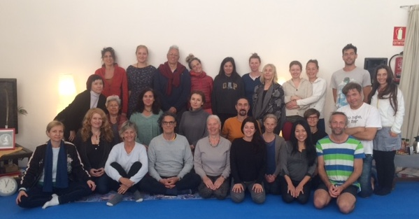 Harmonious Breathing with Fabio Andrico from January 13-17, 2018 at Dzamling Gar