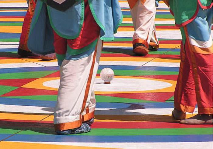 worldwide vajra dance