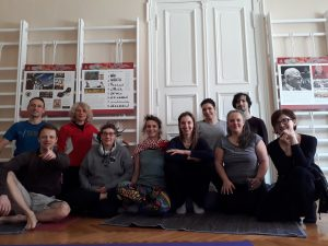 Winter Holidays with Yantra Yoga in Poland