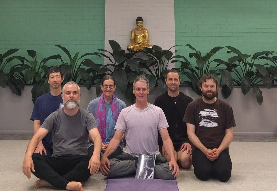 Open Yantra Yoga course with Matthew Long in Sydney, Australia, January 27-28, 2018