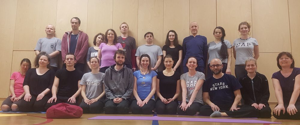 Introduction to Yantra Yoga in Prague, Czech Republic