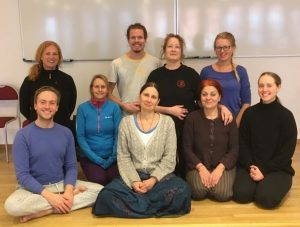 Harmonious Breathing and Yantra Yoga in Sweden
