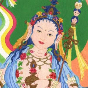 Mandarava Ganapuja for Rinpoche April 29 12:30 (GMT-4) with Dance of the Song of Vajra