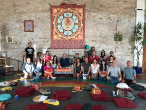 7th Lojong and Chöd Practice at Kundusling Barcelona April 14-15 and 21-22