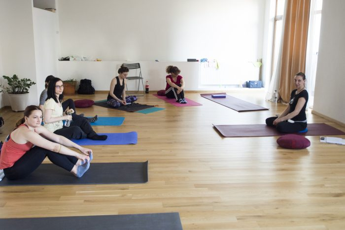 Yantra Yoga Beginners Course in Bucharest, Romania