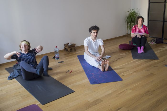 yantra yoga beginners course bucharest