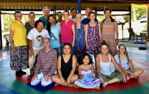 Mandarava Retreat at Namgyalgar in Australia