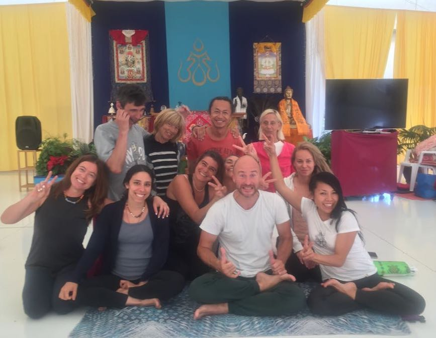 Yantra variations for training and progressing with Maxim Leshchenko, April 25 - 29, 2018