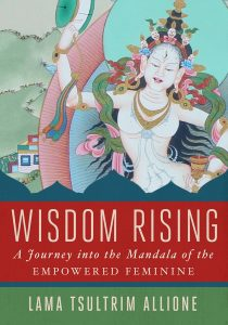 Book Review – Wisdom Rising by Lama Tsultrim Allione