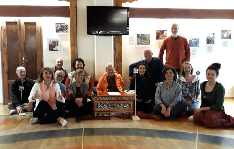 Santi Maha Sangha Level 1 Practice Retreat