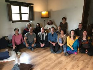 Semdzin and Rushen Retreat with Elias Capriles 11-13 May