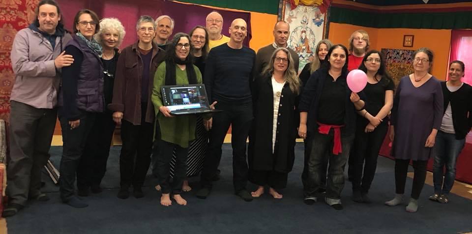 Dream Yoga with Michael Katz at Tsegyalgar East, May 4-6, 2018