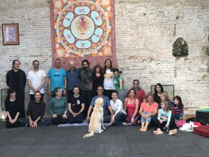 Kumbhaka & Parlung Course at Kundusling Barcelona April 28-29