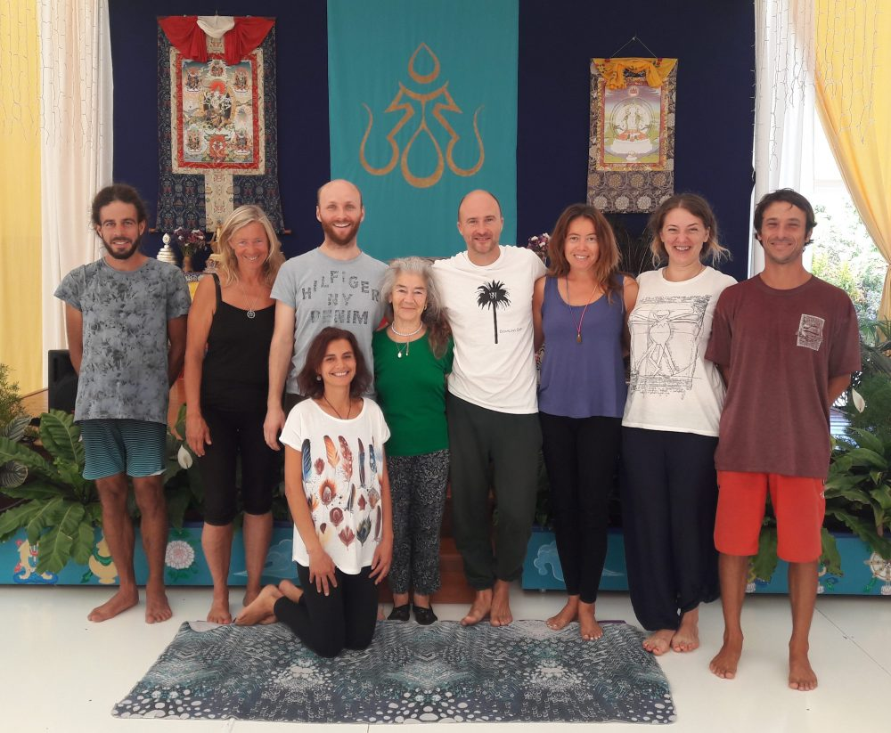 4th group of Yantras with Maxim Leshchenko June 22-24, 2018
