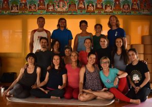 Yantra Yoga Second Level Supervision
