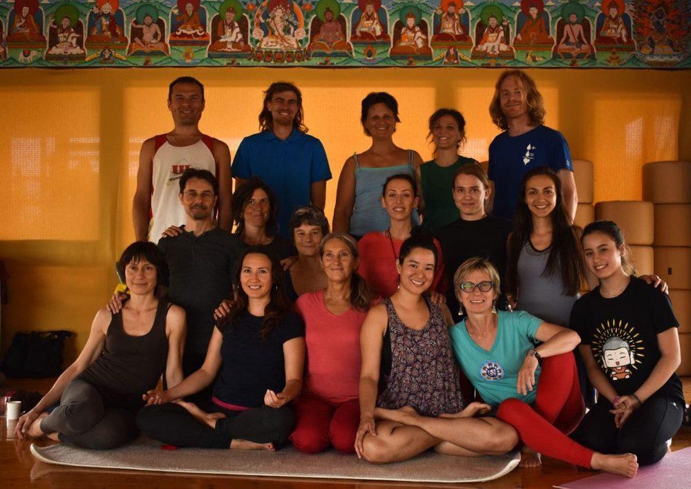 Yantra Yoga Second Level Supervision