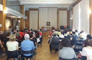 Paris Sangha Retreat June 2018