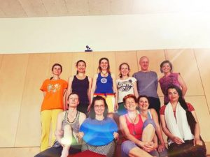 Yantra Yoga in Czech Republic