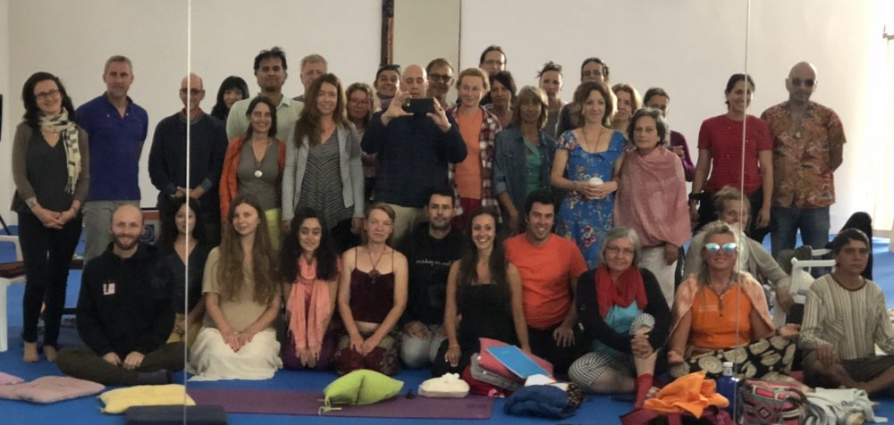 Dream Yoga with Michael Katz at Dzamling Gar from June 1-3, 2018
