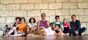 Yantra Yoga and Vajra Dance on the Island of Mallorca, Spain
