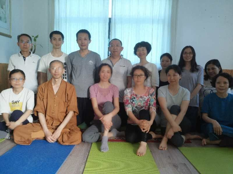 Shenzhen Complete Breathing & Kumbhaka with Tracy Ni, May 1-2, 2018