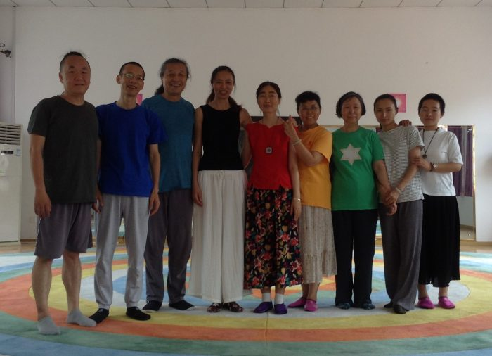 Yichun Deepening Course of the Vajra Dance That Benefits Beings & Dance of the Three Vajras with Tracy Ni, May 18-22, 2018