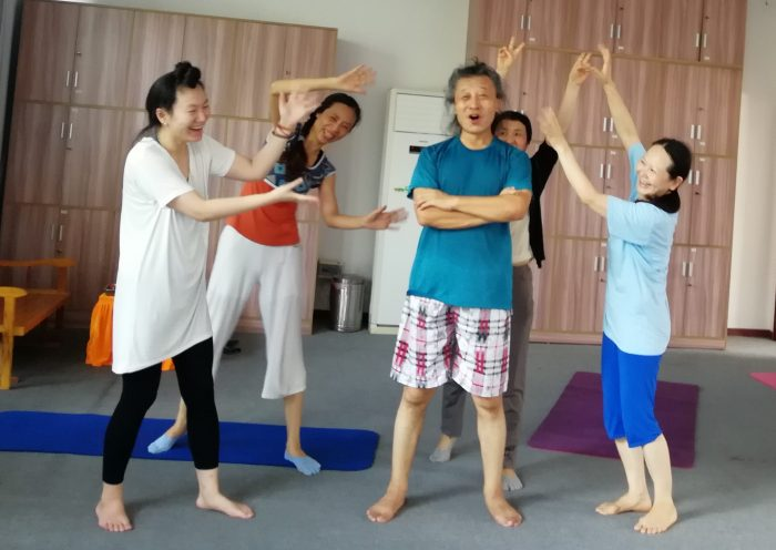 Yichun Yantra Yoga Course: Series I & II with Tracy Ni, June 15-19, 2018