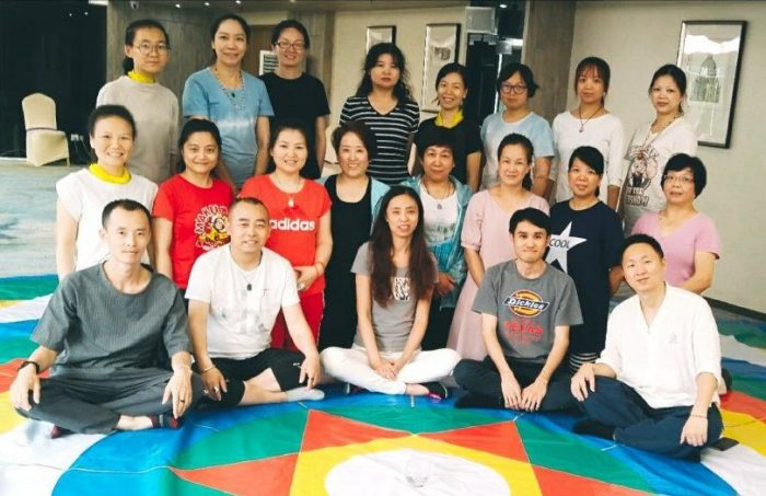 Xiamen the Vajra Dance That Benefits Beings with Tracy Ni, June 23-24, 2018