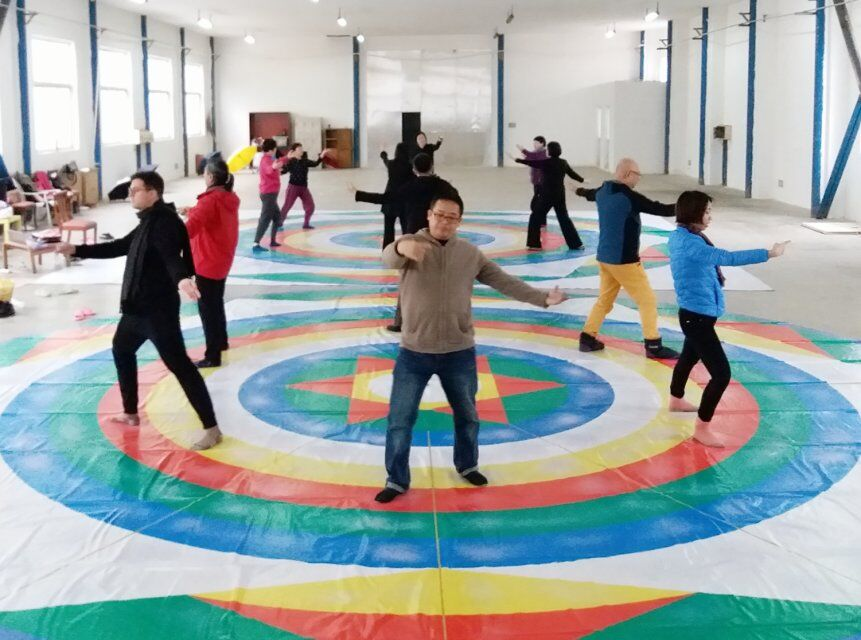 Beijing Song of the Vajra Dance Course with Wes Guo, April 12-15, 19-22, 2018