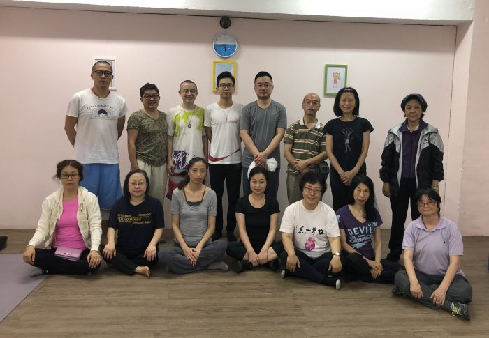 Hong Kong Yantra Yoga Open course with Tracy Ni, April 28-29, 2018