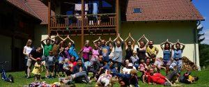 Yantra Yoga Holidays at Phendeling, Czech Republic in 2018