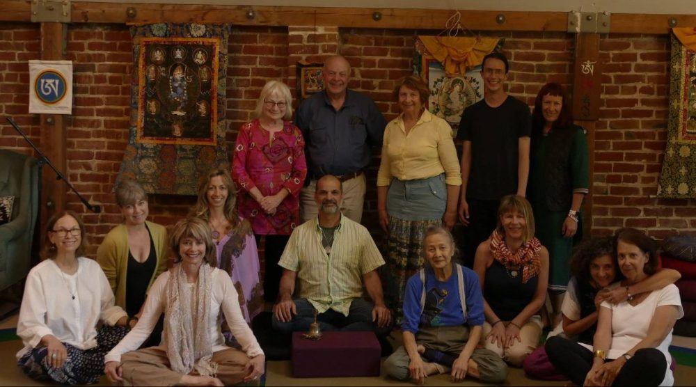 World Wide Transmission  Explanation and Meditation in Four by Four Workshop with authorized Santi Maha Sangha Instructor Mariano Gil from June 29 to July 1, 2018 at Dondrubling, Berkeley, California
