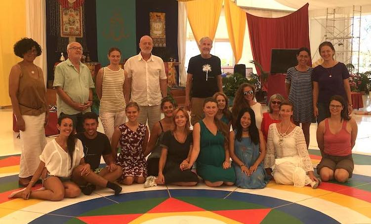 The Vajra Dance that Benefits Beings with Mariya Stepanyk, July 20 - 22, 2018, Dzamling Gar.