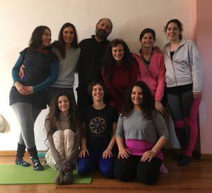 Yantra Yoga in La Plata, Argentina
